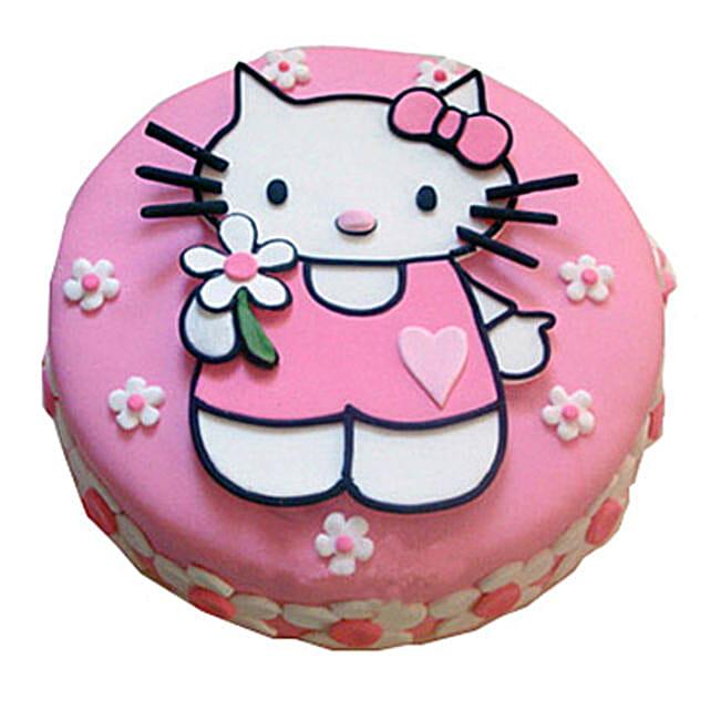 Hello Kitty Birthday Cake 2kg