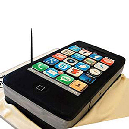 iPhone 4s Cake 4kg Eggless