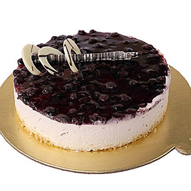 Magical Blueberry Cheesecake 1KG Eggless