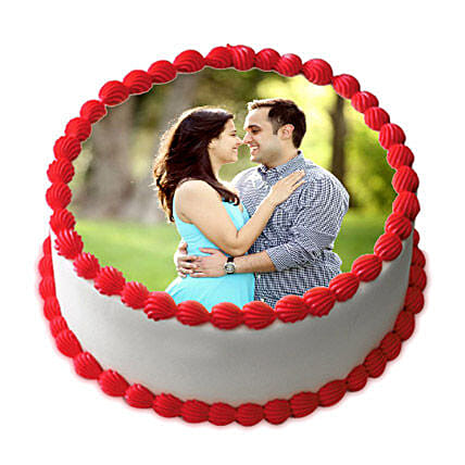 Personalized Delight 1kg Eggless