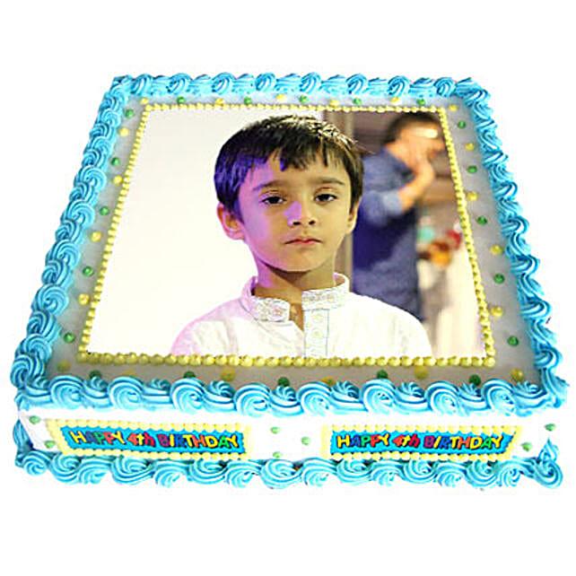 Personalized Love For Cake 3kg Vanilla