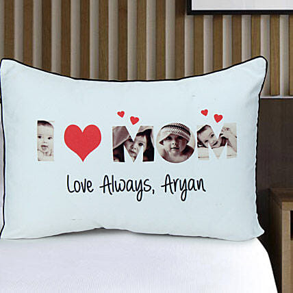 Personalised Cushions Personalised Cushion Online Ferns N Petals New Personalised Pillow Covers Online