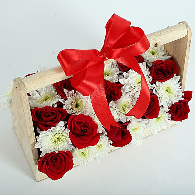 Romancing Flower Arrangement