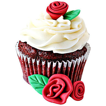 Rosy Cupcakes Delight 24 by FNP