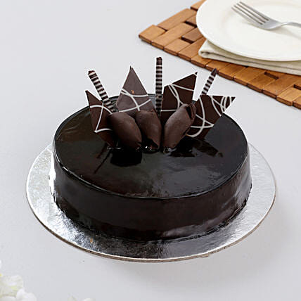 Snickers Cake 2kg Eggless