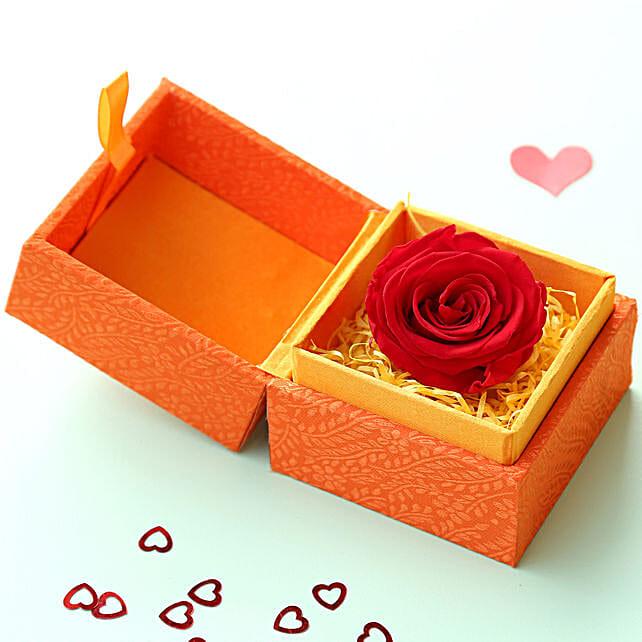 Forever Red Roses