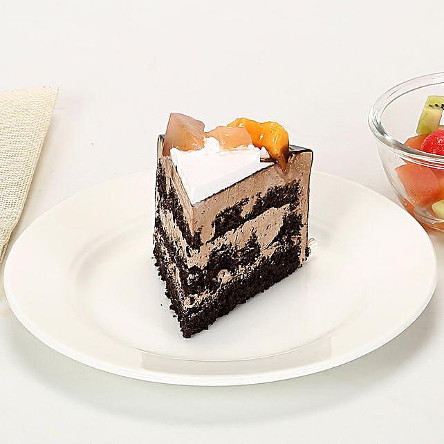 Wild Forest Cake 1kg Eggless