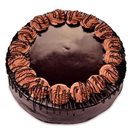 Yummy Special Chocolate Rambo Cake 2kg Eggless