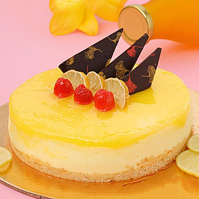 Zesty Lemon Cheesecake 1KG