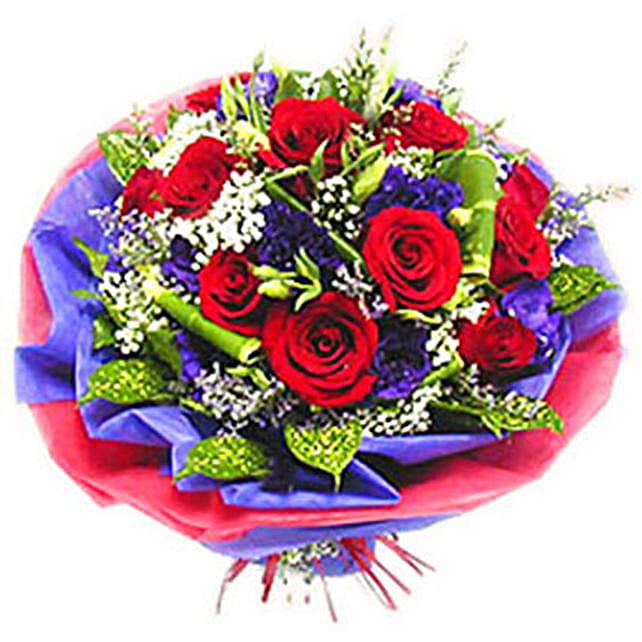 A Cheerful Bouquet