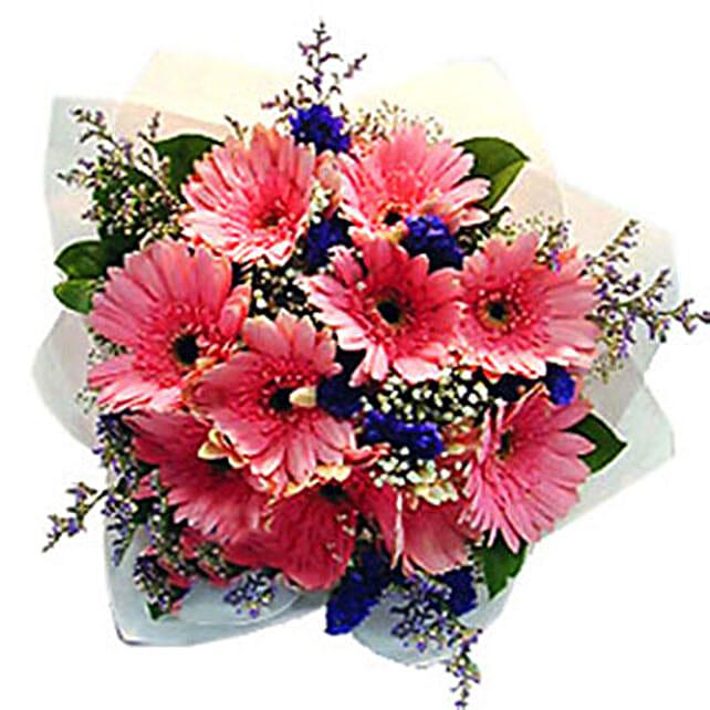 Charming Gerberas Bouquet