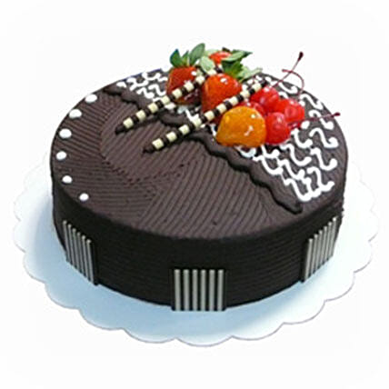 Delectable Chocolate Cake