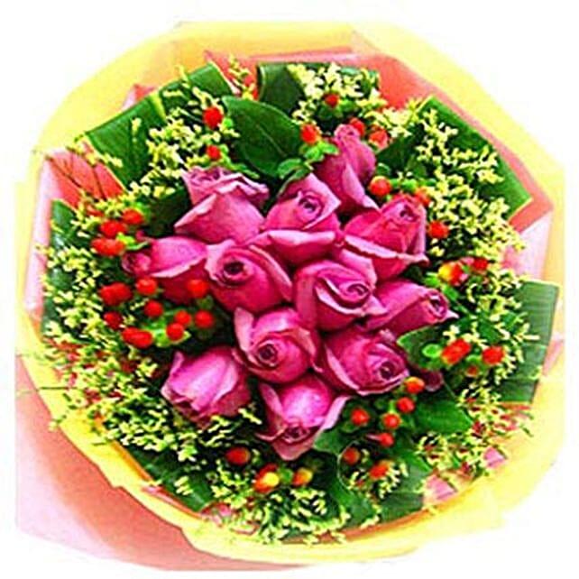 Deluxe Pink Bouquet