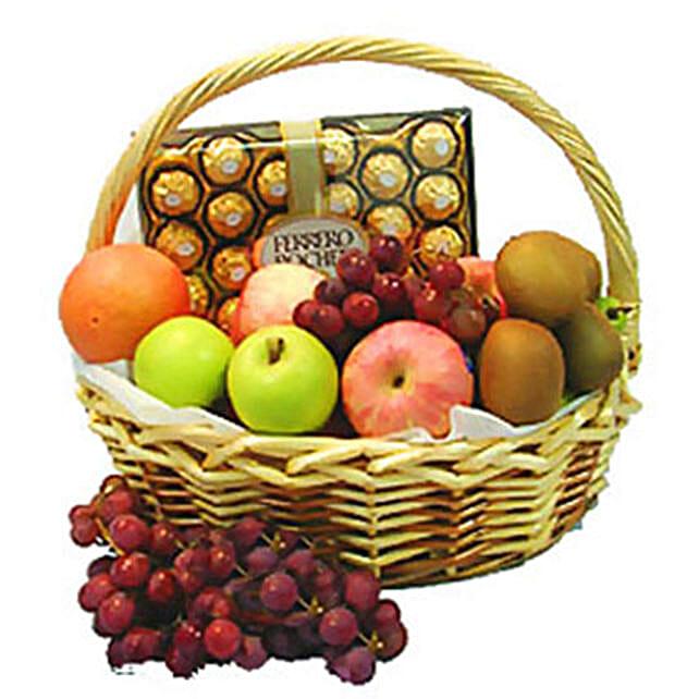 Energetic Fruit Basket