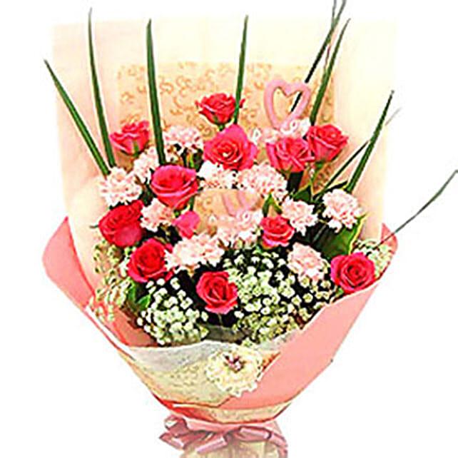 Love N Admiration Bouquet