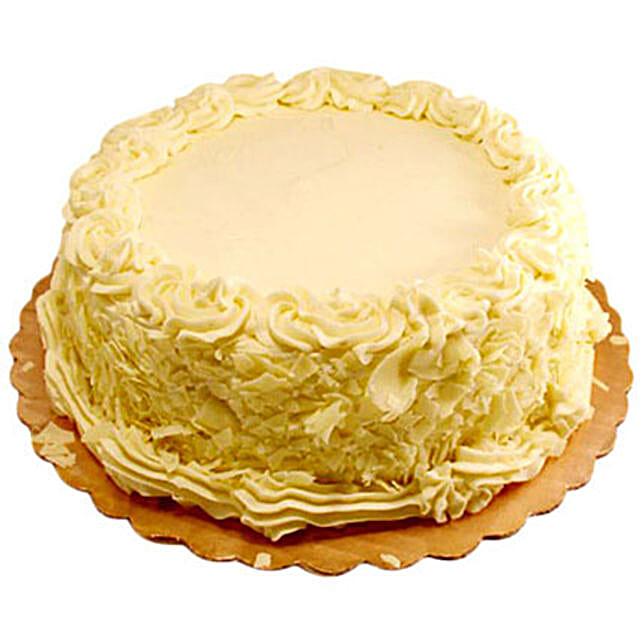 The Vanilla Cake Fantasy