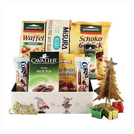 Sweet Moments Diabetic Gift Basket