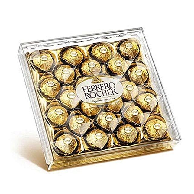 Yummy Ferrero Rocher