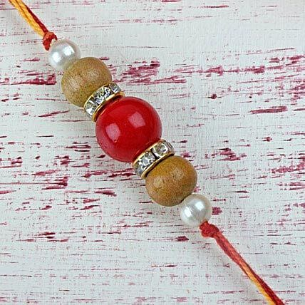Bring Prosperity Chandan Rakhi SRI