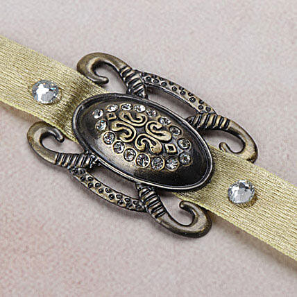 Antique Affectionate Rakhi SWE