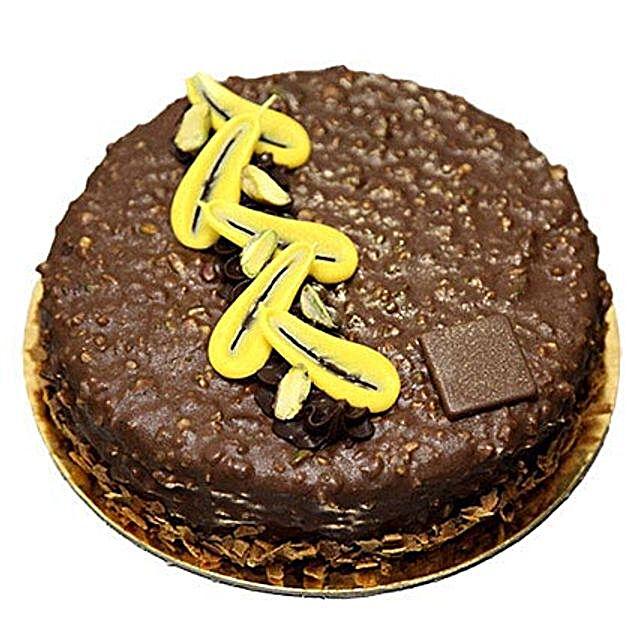 12 Portion Toupie Caramel Cake