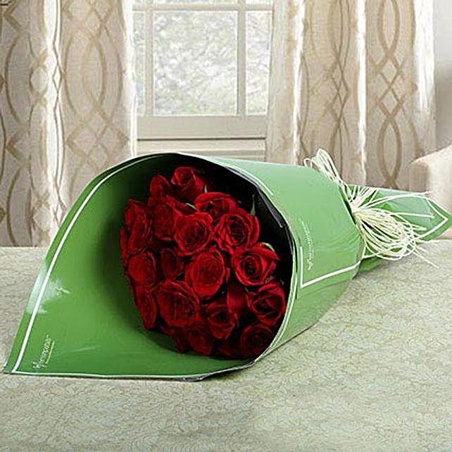 2 Dozen Roses Bunch