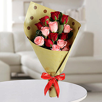 7 Love Roses Bunch