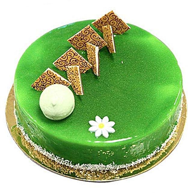 8 Portion Pistachio Cake