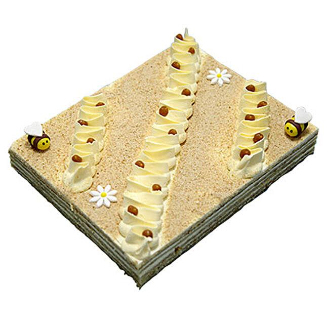8 Portion Tempting Honey Cake