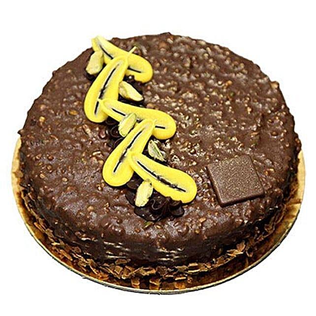 8 Portion Toupie Caramel Cake