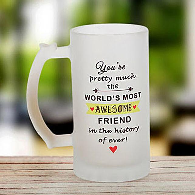 Awesome Friend Mug