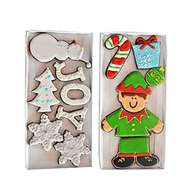 Christmas Set Cookies