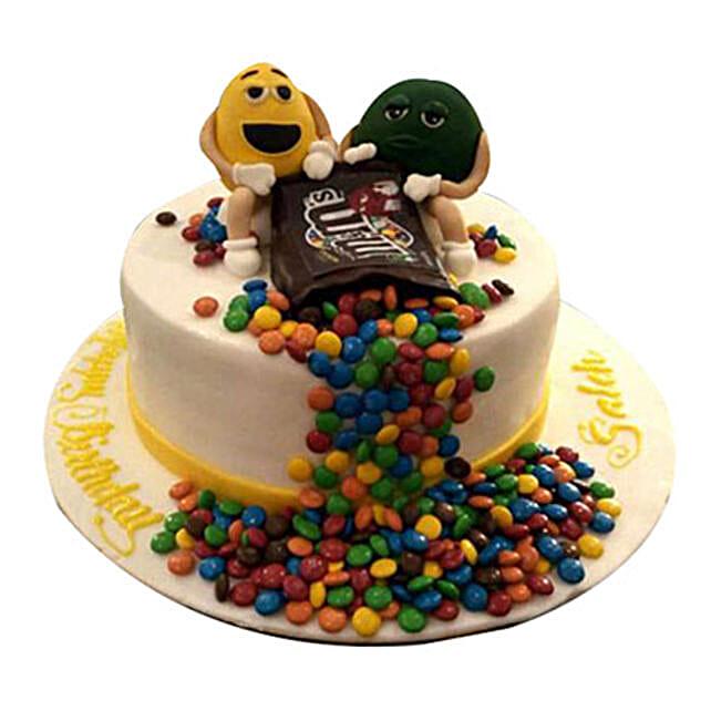 Cute Mouse Cake