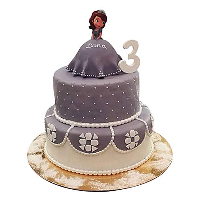 Delightful Experience Cake