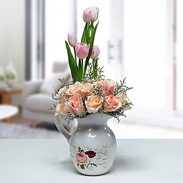 Delightful Flower Arrangemnet