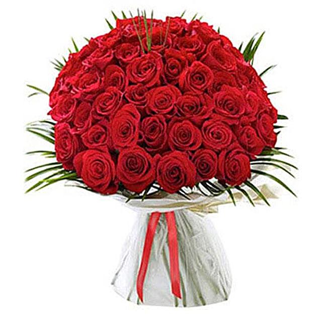 Garden of Roses 75 Stems