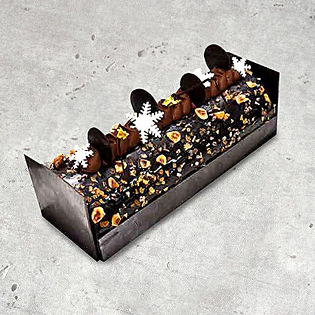 Grand Cru Log Cake 4 Portions