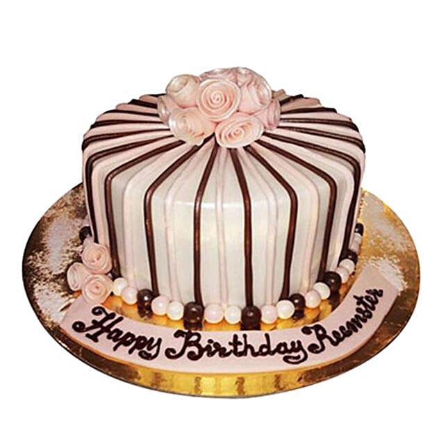 Love for Flowers Cake