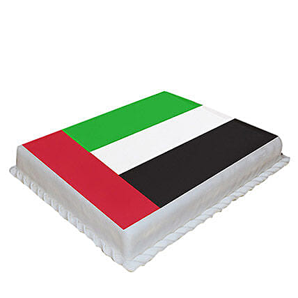National Day Cake 40 Portions