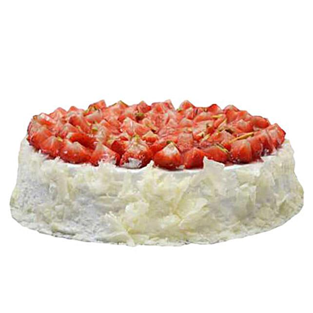 New Strawberry Cake