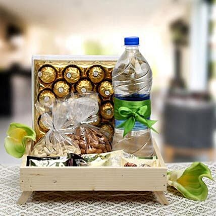 Nutty Hamper