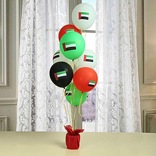 Patriotism Balloons
