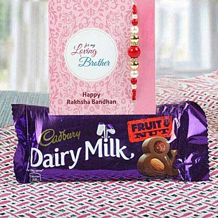 Royal Rakhi N Chocolate