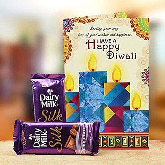 Silky Diwali