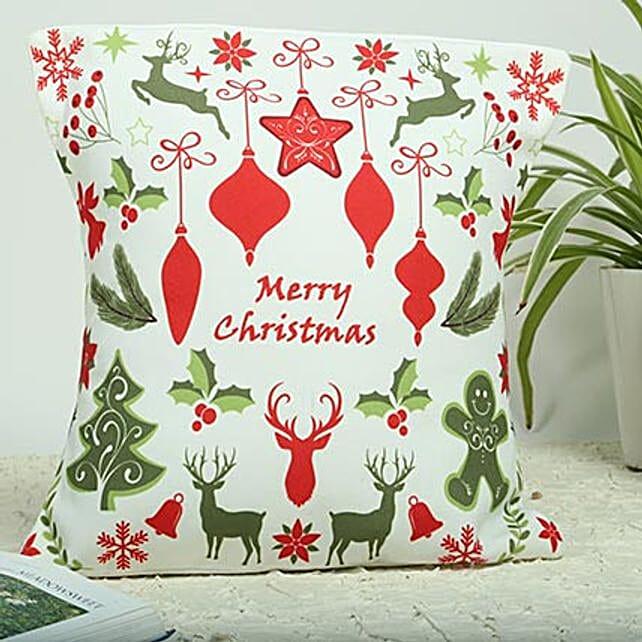 Sparkling Christmas Cushion