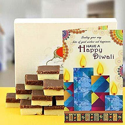 Tempting Wishes of Diwali