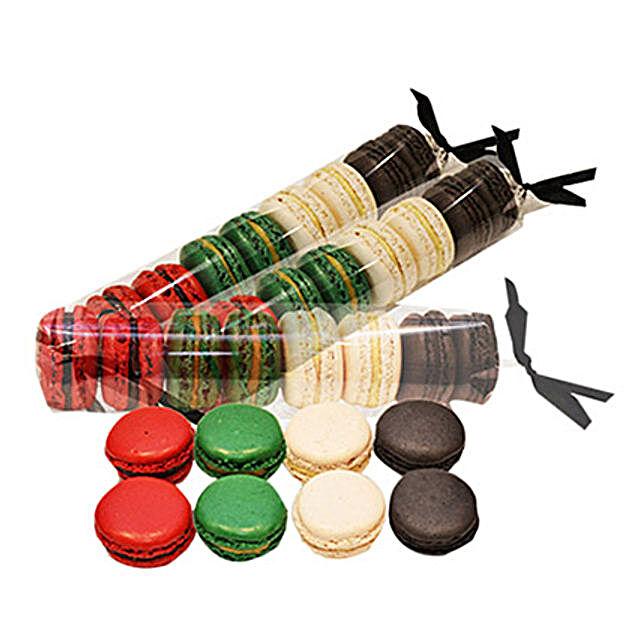 UAE Day Macarons Set of 2