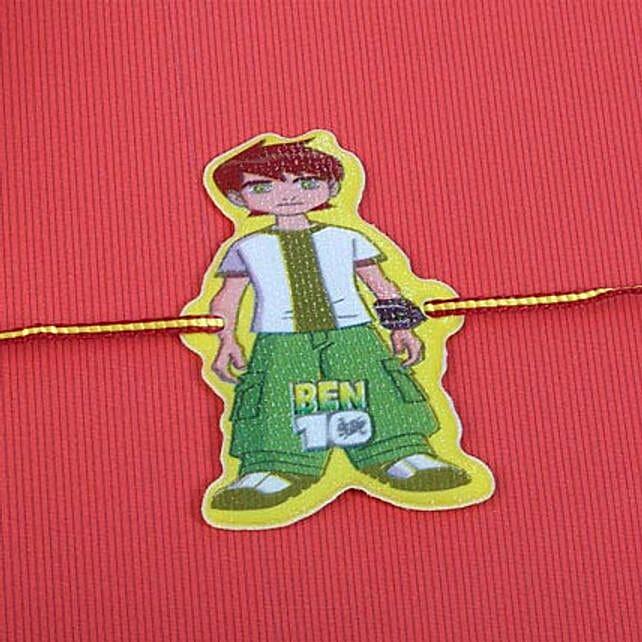 Ben10 Cartoon kids Rakhi