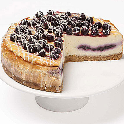 Blueberry White Chocolate