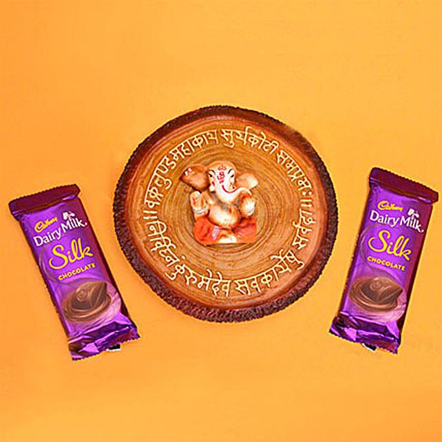 Chocolaty Diwali Treat